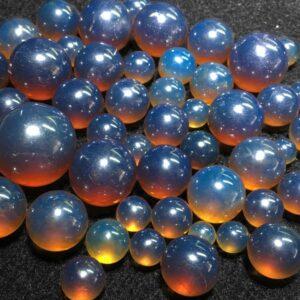 Indonesian Blue Amber