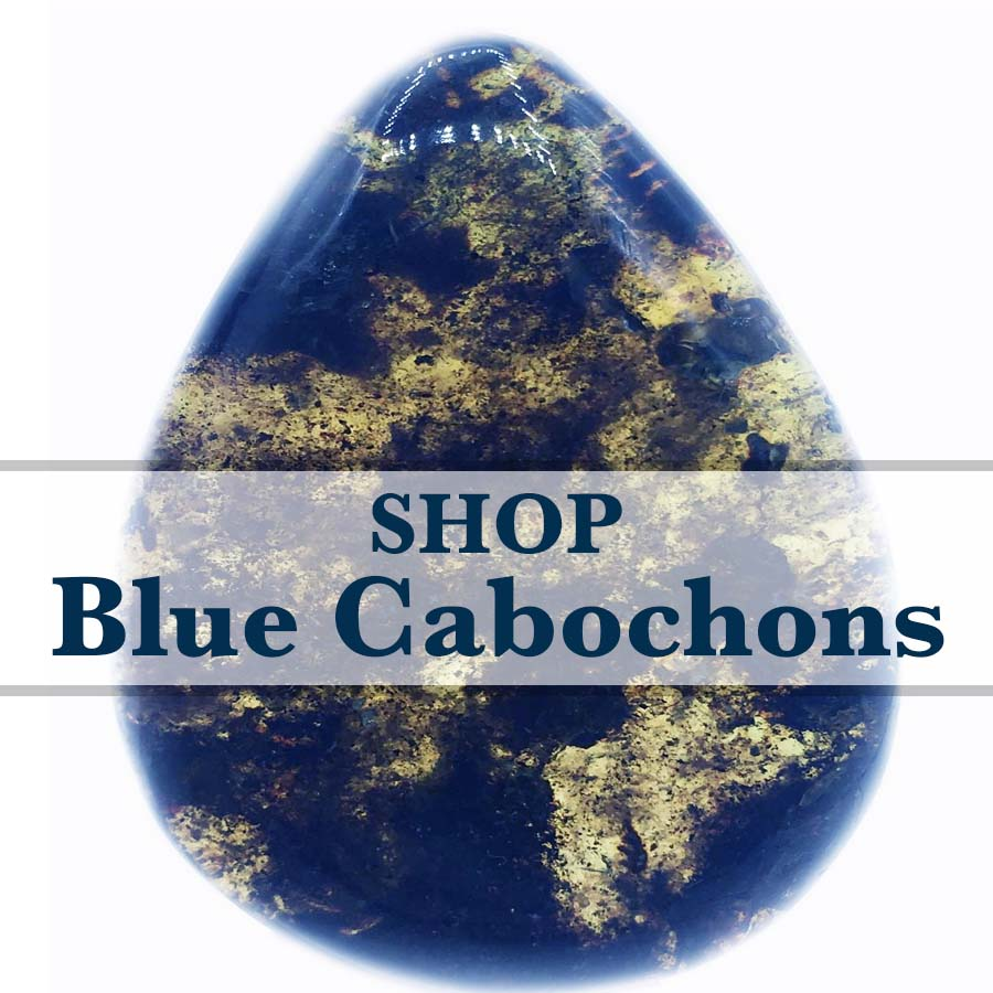 SHOP BLUE CABOCHONS