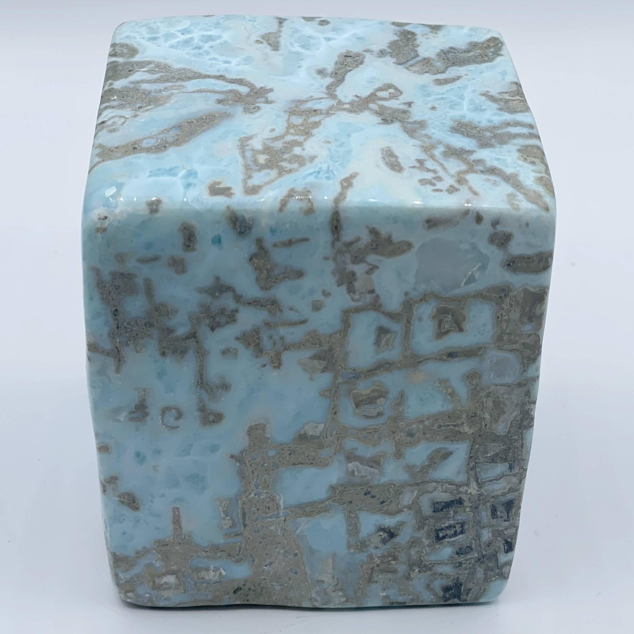 larimar cube