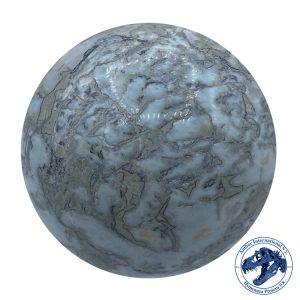larimar sphere 830g